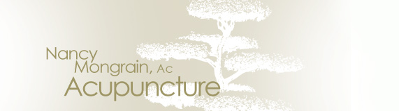 Nancy Mongrain Acupuncture